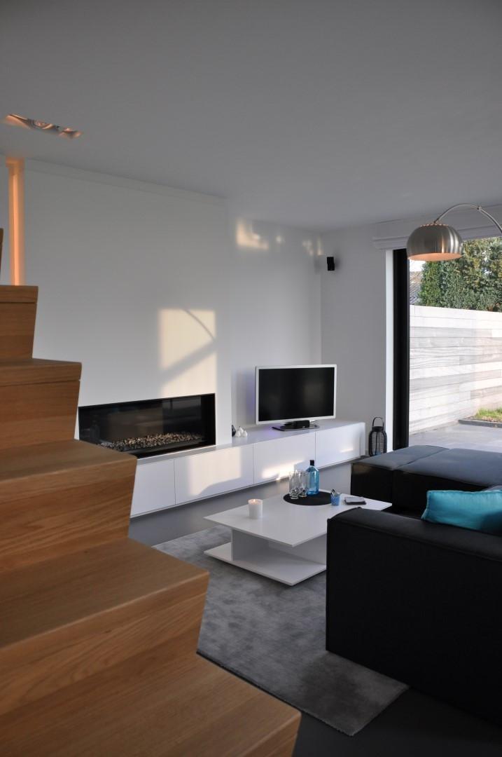 Keukens Goossens Brugge : TV meubel rond haardmeubel › Kast ID Kasten, Meubelen