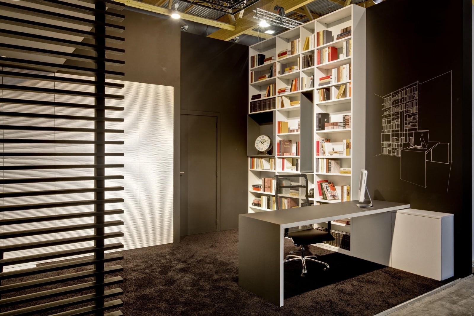 biblioth que batibouw armoires mobilier dressings parois de s paration et portes. Black Bedroom Furniture Sets. Home Design Ideas
