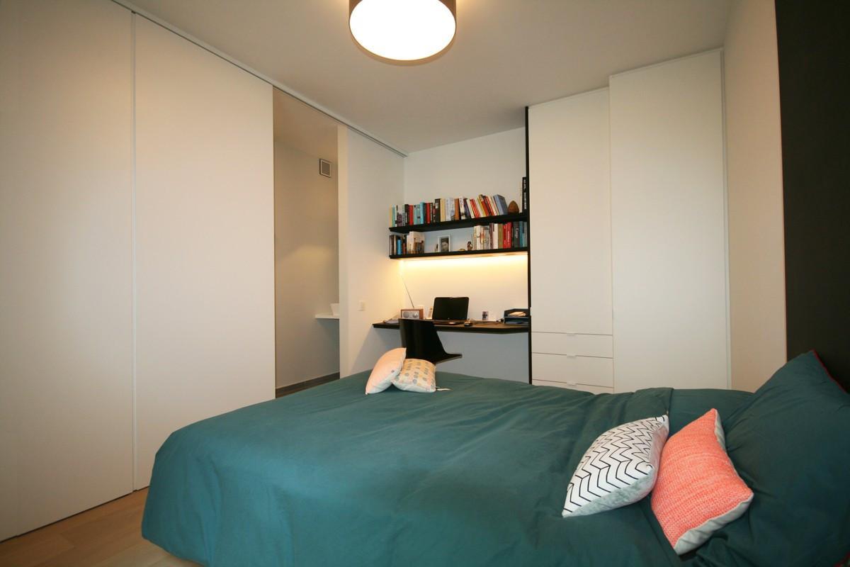 Compleet advies bij gloednieuw appartement › Kast-ID | Kasten ...