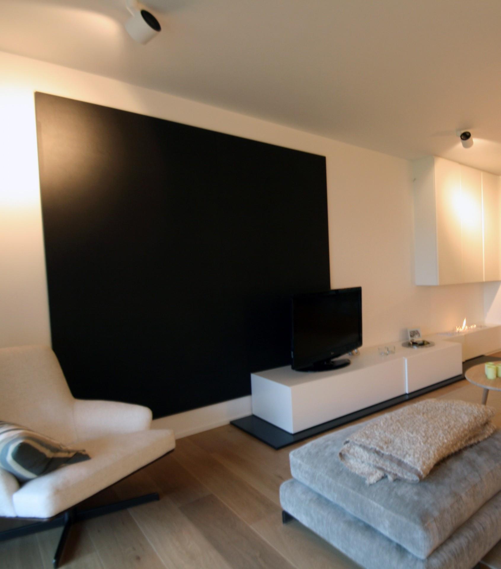 TVmeubel met achterwand › KastID  Kasten, Meubelen  ~ Tv Wand Op Maat