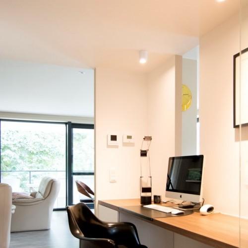 De juiste maatkasten voor elke kamer kast id kasten meubelen dressings scheidingswanden - Modern appartement modern appartement ...