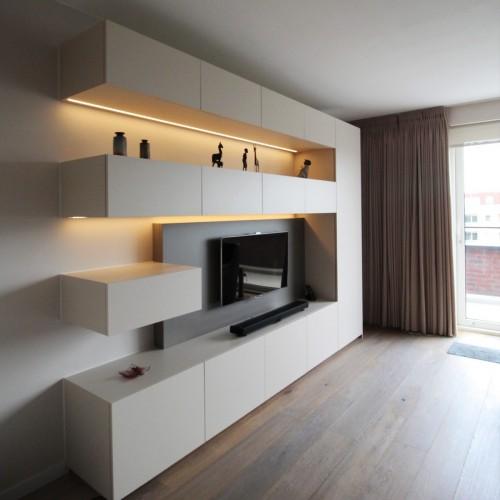 Maatkasten | Perfect passend in je woonkamer › Kast-ID | Kasten ...