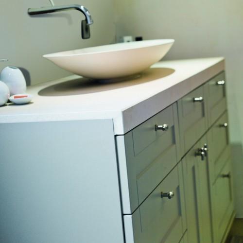 Landelijke badkamerkasten u badkamermeubel kopen douche concurrent badkamerkasten voor - Badkamer organisatie ...