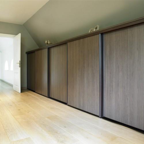 Indeling Kasten Slaapkamer: Oude franse deurtjes met kozijn ombouwen ...