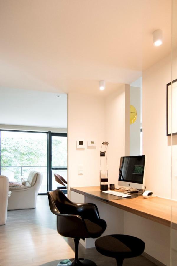Verwonderlijk Thuiskantoor in smalle ruimte › Kast-ID | Kasten, Meubelen OI-12