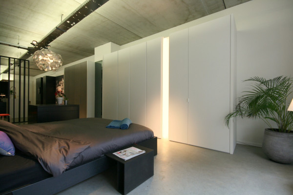 Showroom Kastid Antwerpen Maatkast In Slaapkamer Low 4