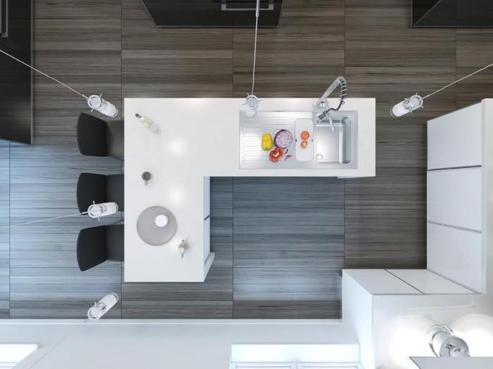 Keukenkast Met Schuifdeuren : Keukenkasten op maat gebruiksgemak en ergonomie u a kast id
